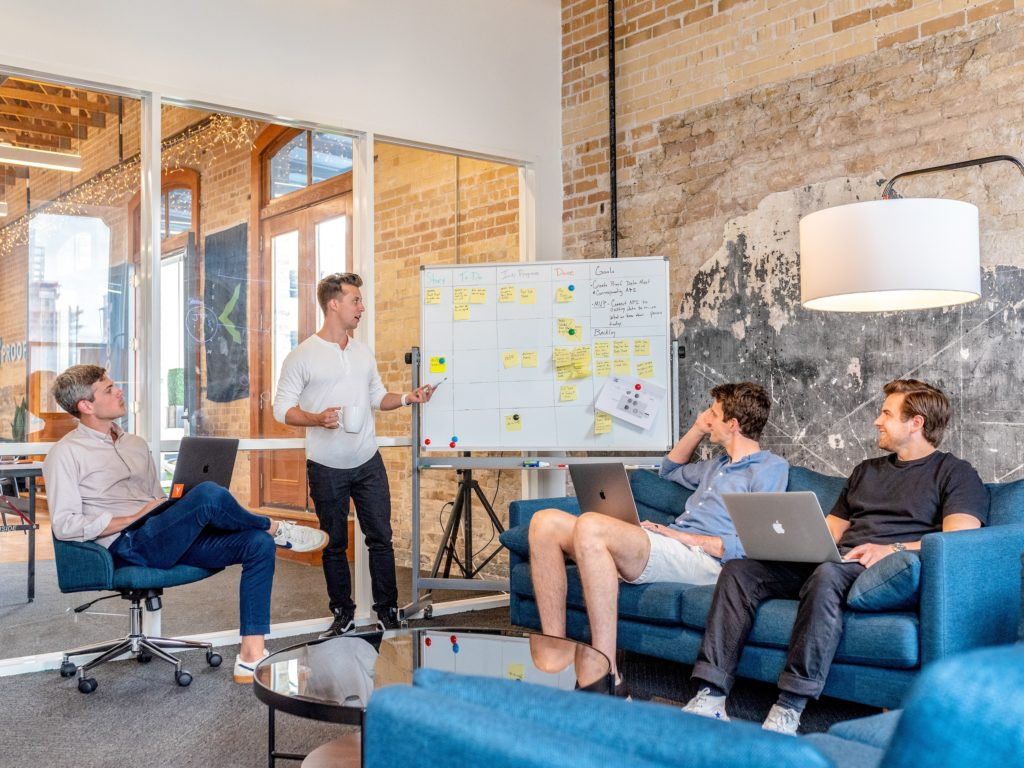 The AccelerationGroup 7 stappen go-to-market plan