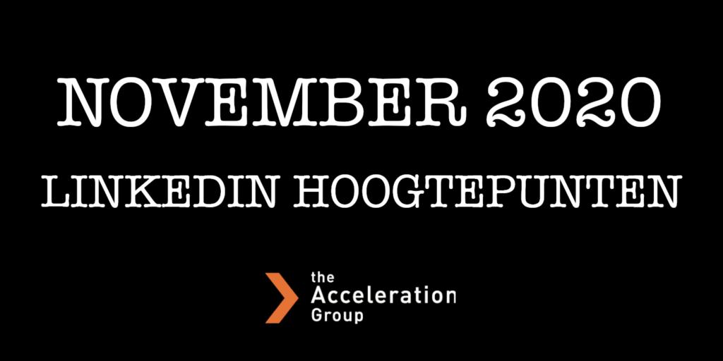 The AccelerationGroup Nov 2020